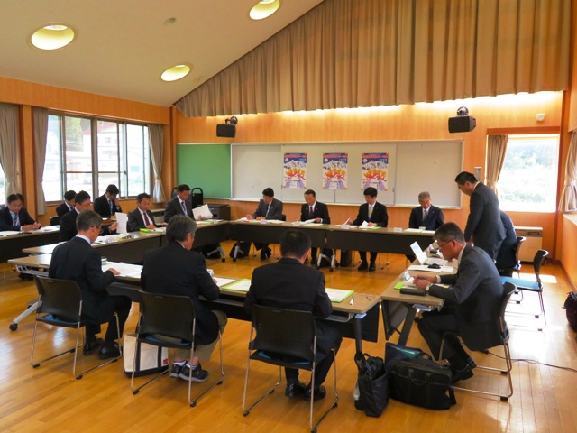 2019.10.16 第69回全国高校スキー大会 新潟県実行委員会 第2回常任委員会